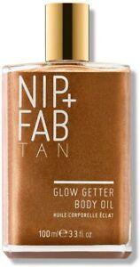 Nip+Fab Tan Glow Getter Body Oil - 100ml