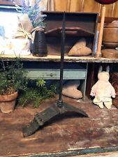 Antique Vintage Copper Barn House Rooftop Lightning Rod Weathervane #1