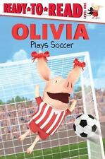 Olivia TV Tie-In: OLIVIA Plays Soccer by Tina Gallo (2013, Paperback)