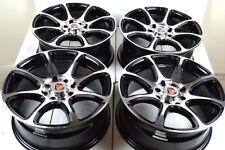 15 rims wheels Spectra Civic Vigor Integra Lancer Miata G3 G5 Aveo 4x100 4x114.3