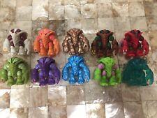 Gylos Onell Design Crayboth Lot of 10  Pheyden Sofubi Godbeast