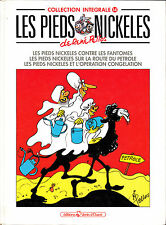 LES PIEDS NICKELES / COLLECTION INTEGRALE / RENE PELLOS /  TOME 14