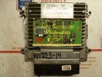 NY225-14 OEM WARRANTY 11 12 13 14 SONATA ENGINE CONTROL COMPUTER BRAIN ECM ECU
