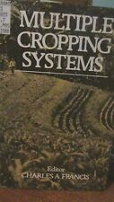 Multiple Cropping Systems Charles Frances Sustainable Agriculture RARE 1986 Book