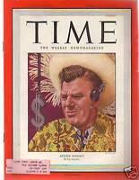 1950 Time February 27 - Fatal Long Island Train Wreck