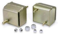 Moroso 62545 Solid Steel Motor Mounts