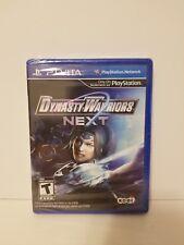 Ps Vita Dynasty Warriors Next Playstation Psv