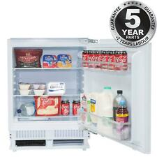Sia RFU101 Integrated 142l Under Counter Larder Fridge With Auto Defrost a
