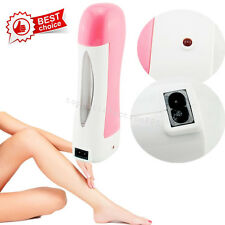 New Hair Removal Depilatory Roll On Wax Heater Roller Hot Waxing Easy Operate US