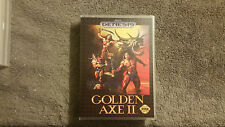Golden Axe II CUSTOM SEGA GENESIS CASE (NO GAME)