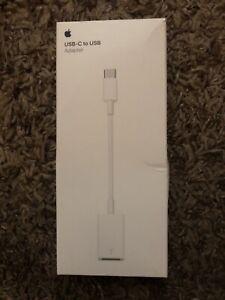 Apple MJ1M2AM/A USB-C to USB Adapter