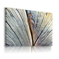 WOODEN PATTERN  CANVAS WALL ART PICTURE LARGE SIZES WS60 MATAGA .