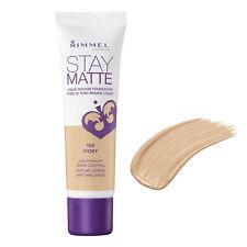 Rimmel - Stay Matte Liquid Mousse Foundation - Various Shades - 30ml