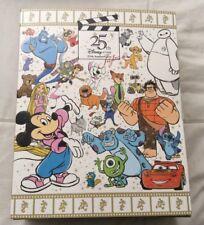 Disney Store Japan 25th Anniversary Tsum Tsum empty box Only