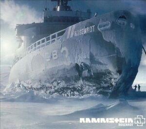 Rammstein - Rosenrot (digi) - CD - like New