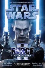 STAR WARS: THE FORCE UNLEASHED II - Sean Williams (Hardback, 2010, Free Postage)