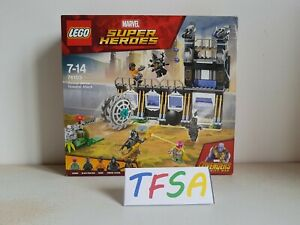 LEGO Super Heroes Avengers 76103 Corvus Glaive Thresher Attack Neuf scellé