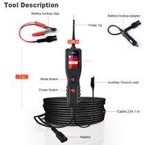 12V 24 V Auto Power Circuit Tester Diagnostic Electrical System