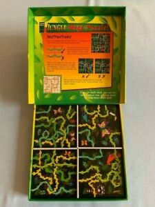 LAGOON GAMES JUNGLE MEGA PUZZLE AGE 8+