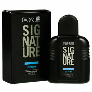 AXE Signature After Shave Lotion Denim 100 GM X 1 PACK