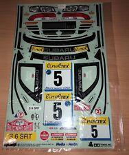 Tamiya 44019 TGX Subaru Impreza WRC '99, 9494027/19494027 Decals/Stickers, NIP