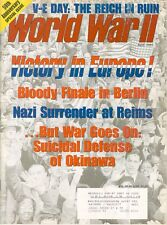 WORLD WAR II MAY 95 JAPANESE NAVY BATTLESHIP IJN YAMATO_BERLIN_REIMS_OKINAWA