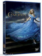 CENICIENTA DVD EDCION 2015 NUEVO ( SIN ABRIR )