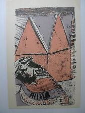 Robert Colquhoun (1914-1962) Original 1947 lithograph (lk Macbryde )........