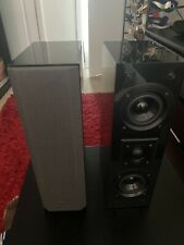 >> PANASONIC SB-AFC500-2 HOME CINEMA 100W FRONT PAIR LOUDSPEAKERS