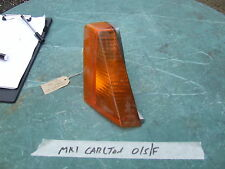 Vauxhall Carlton Mk 1 Offside Front Indicator ( New Old Stock )