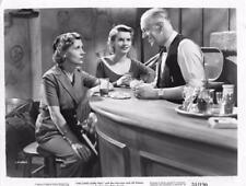 """Lilli Palmer, Tania Heald """"The Long Dark Hall"""" vintage movie still"""