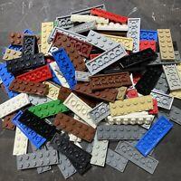 Plate 2x6 Black NEUF NEW Noir Lego 3795-6x Plaque