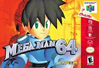 Mega Man 64 - Nintendo N64 - Cart Only - New Condition - Free Shipping - USA