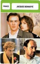 FICHE CINEMA :  JACQUES BONNAFFE -  France (Biographie/Filmographie)