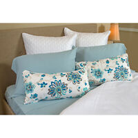 BedVoyage Sky Rayon from Bamboo Twin Sheet Set - 10981330