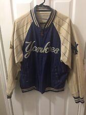 New York Yankees Jacket 1996 World Champions Size Large