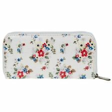 Canvas Clutch Women's Purses & Wallets with Organizer