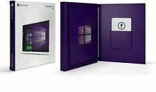 Microsoft Windows 10 Pro 32/64Bit Full Version License Key + USB Retail 1PC