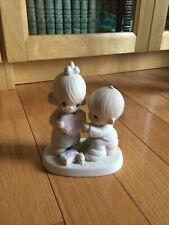 """Precious Moment """"he's the Healer Of Broken Hearts� Figurine"""