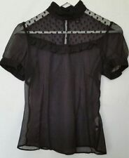 H&M Semi Fitted Blouses Regular Size Tops & Shirts for Women