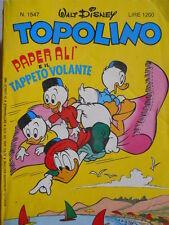 Topolino n°1547 [G.273] - BUONO –