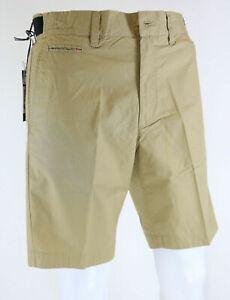 DIESEL Chi Drive 0IAOE Herren Men Bermuda Cargo kurze Shorts Sommer Hose Capri