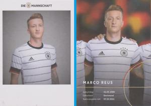 DFB Portraitkarte ~ EM 2020 ~ Marco Reus