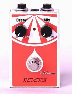 California Effect pedal Reverb, CRV-1