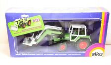 Siku 3450 Fend Farmer LS Tractor With Front Loader In Its Original Box - Mint