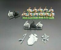 Games Workshop Fantasy Warhammer Fantasy Dwarfs Quarrellers Unit Command Group
