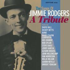 Songs of Jimmie Rodgers: A Tribute CD Van Morrison Bob Dylan Bono, etc FREE S&H!