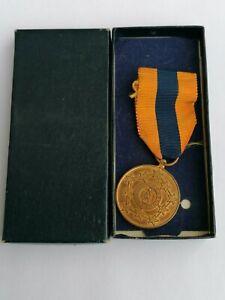 Irish, Garda Síochána, 50th Anniversary (Golden Jubilee) Medal 1922 -1972