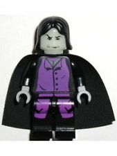 Professor Snape Glow In the Dark Head Genuine LEGO Harry Potter Minifigure HP050