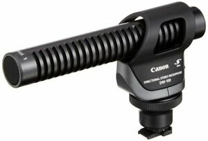 Canon Directional Stereo Microphone DM-100 For iVIS HF10/HF100
